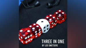 3 in 1 (Gimmicks and Online Instructions) by Leo Smetsers