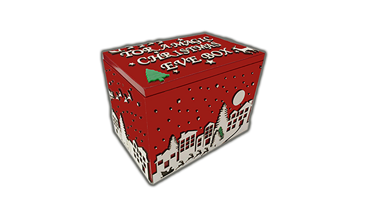 Santa's Magic Christmas Eve Box! Where do all the gifts come from?