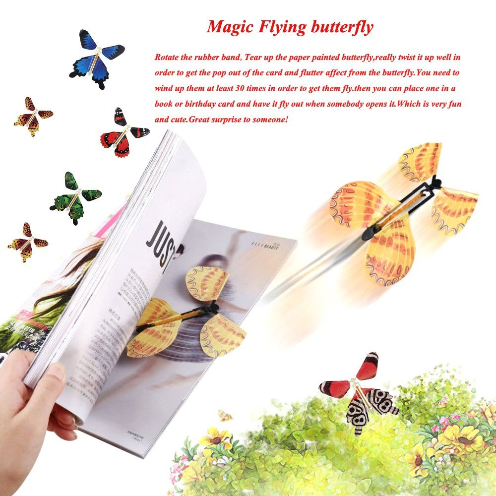 Magical Toy Butterflies!