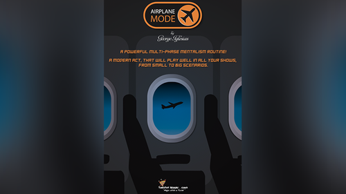 AIRPLANE MODE by George Iglesias & Twister Magic