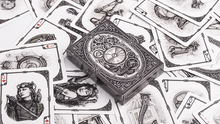ARISTO Steampunk Playing Cards- 2 Magnetic Cards Optional!