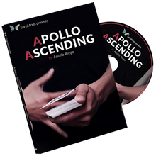Apollo Ascending (DVD and Gimmick) by Apollo Riego