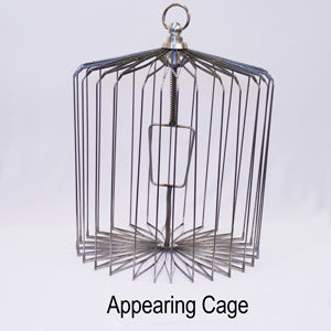 Appearing Bird Cage - 14 inch, Steel