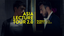 Asia Lecture Tour 2.0 by Alex Pandrea and Patrick Kun