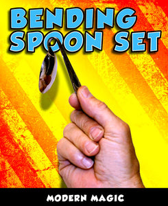 Bending Spoon Set- Modern