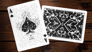 Black Tulip Playing Cards Dutch Card House Company