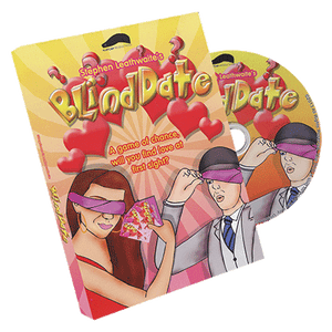 Blind Date (DVD and Gimmicks) by Stephen Leathwaite