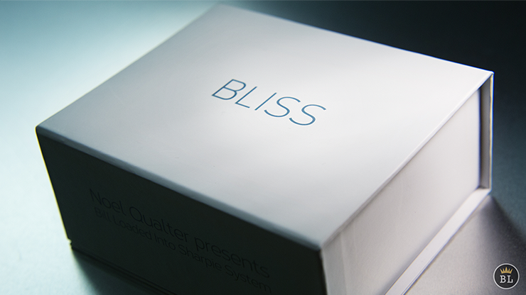 Bliss (Gimmick and Online Instructions) by Noel Qualter