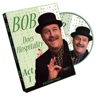 Bob Does Hospitality - Act 1 by Bob Sheets