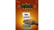 Buyer's Remorse (Gimmicks and Online Instructions) by Twister Magic