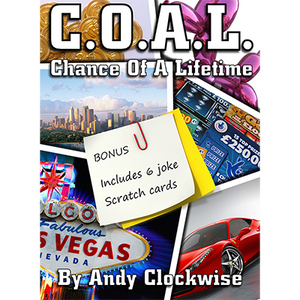 C.O.A.L. by Andy Clockwise