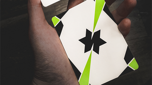 Cardistry Shuriken Playing Cards-with Magnetic Card option (2 cards)