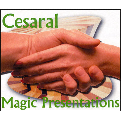 Cesaral Magic Presentations by Cesar Alonso (Cesaral Magic)