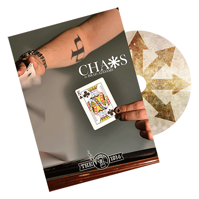 Chaos (DVD and Gimmick) by Brad Addams