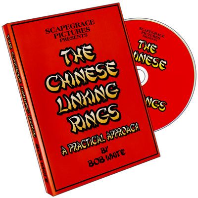 Chinese Linking Rings by Bob White