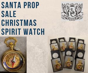 Christmas Spirit Watch!