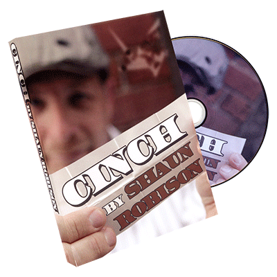 Cinch (DVD and Gimmick) by Shaun Robison & Paper Crane Productions