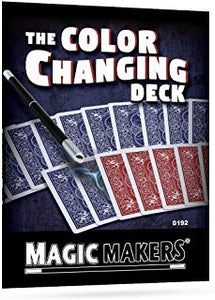 Magic Color Changing Packet Trick - Card Trick