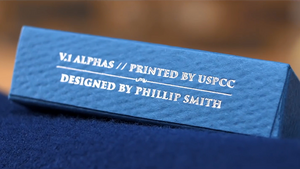 DMC ALPHAS Deck Complete AND Passport to Alphas by Phill Smith and DMC