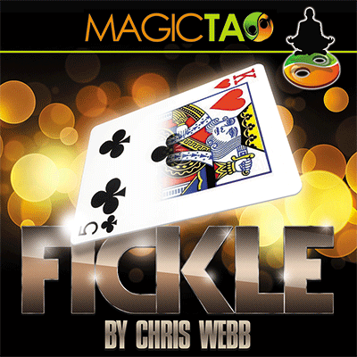 Fickle (Blue) by Chris Webb and MagicTao