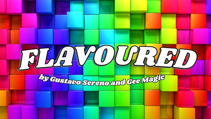 Flavoured by Gustavo Sereno and Gee Magic