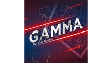 Gamma Red (Gimmick and Online Instructions) by Felix Bodden and Agus Tjiu