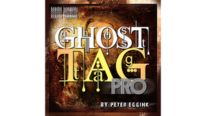 Ghost Tag Pro (Gimmick and Online Instructions) by Peter Eggink