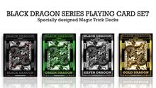 Green Dragon Playing Cards (Standard Edition) by Craig Maidment