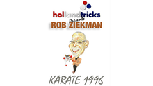 Holland Tricks Presents Rob Ziekman Karate 1996 (Gimmicks and Online Instructions)