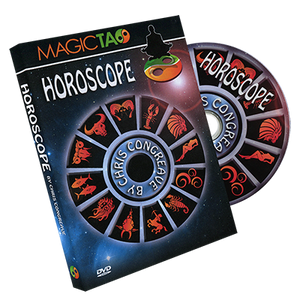 Horoscope Red (DVD and Gimmick) by Chris Congreave
