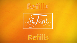 Instant T REFILL / 2019 (Gimmicks and Online Instructions) by The French Twins & Magic Dream