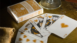 Integrity (Gold) Playing Cards