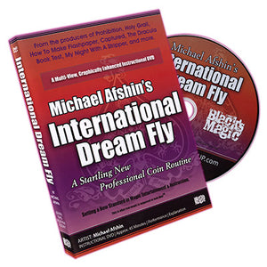 International Dream Fly by Michael Afshin and Blacks Magic