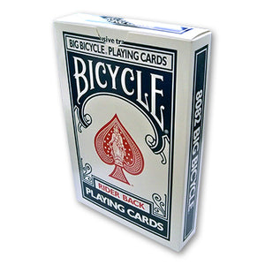 Jumbo Rising Card (Red & Blue Bicycle) - TRICK
