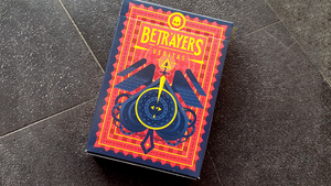 Limited Edition Betrayers Veritas Playing Cards by Giovanni Meroni