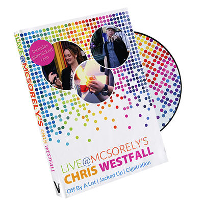 Live at McSorely's Canadian version (DVD and Gimmick) by Chris Westfall and Vanishing Inc.