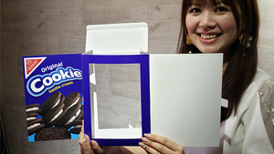 Magic Cookie Box by Tejinaya Magic