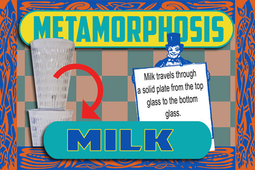 Metamorphosis Milk SET - 28 oz.