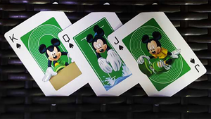 Mickey Mouse Friends Playing Cards