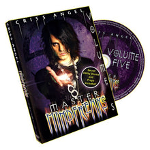Mindfreaks (With Props) by Criss Angel - Volume 5