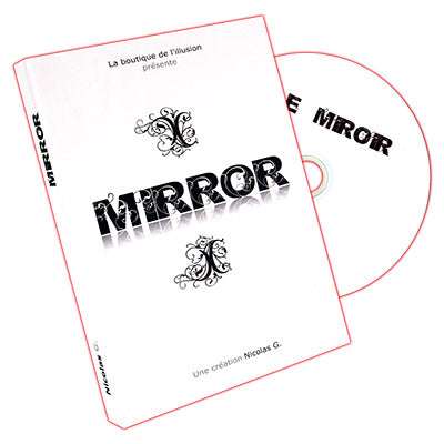 Mirror (DVD and Gimmicks) by Nicolas G