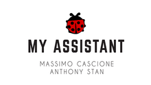 My Assistant (Gimmicks and Online Instructions) by Massimo Cascione and Anthony Stan