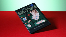 OH SNAP! Blue and Red (DVD and Gimmick) by Jibrizy Taylor and SansMinds