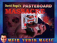 Pasterboard Massacre by David Regal