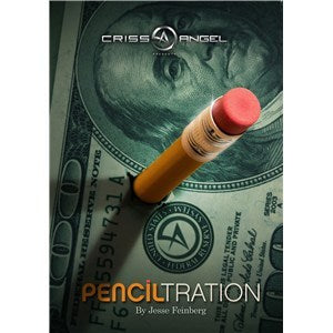Penciltration by Jesse Feinberg (DVD + Gimmicks)