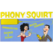Phony Squirt Mustard by Fun Inc.