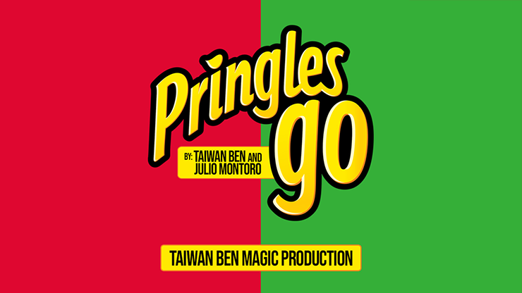 Pringles Go (Red to Green) by Taiwan Ben and Julio Montoro