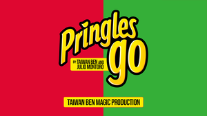 Pringles Go (Green to Red) by Taiwan Ben and Julio Montoro