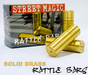Rattle Bars, Brass - Street