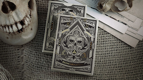 Reincarnation (Originals) Playing Cards by Gamblers Warehouse